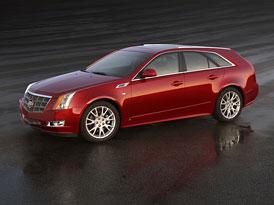 Cadillac CTS Wagon: První statické dojmy