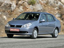 Renault Thalia: První jízdní dojmy