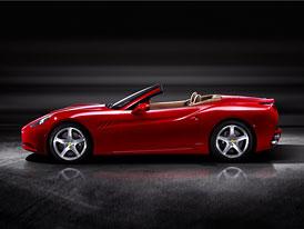 Ferrari California oficiálně představeno
