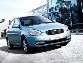 Hyundai Accent: Malý sedan po slevě začíná na 219.900,- Kč