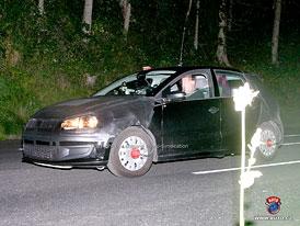 Spy Photos: VW Polo se jako lidový Golf představí v Ženevě na jaře 2009