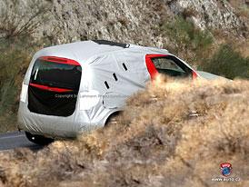 Škoda Yeti bude mít premiéru už v Ženevě, na trh příjde v létě