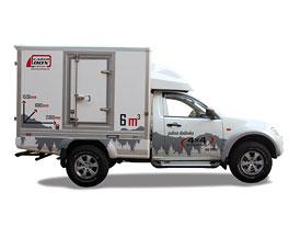Mitsubishi L200: Rozšíření nabídky o verzi L200 Cargo Box