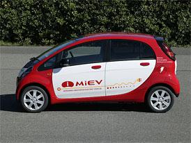 Peugeot bude od roku 2011 prodávat elektromobily Mitsubishi pod svou značkou