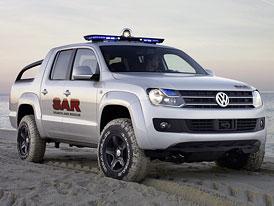 Volkswagen Pickup: Nejprve jako ROBUSTní studie