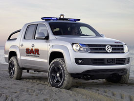 Volkswagen Pickup: Nejprve jako ROBUSTn� studie