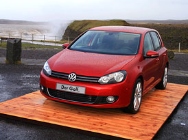 VW Golf VI: prvn� j�zdn� dojmy
