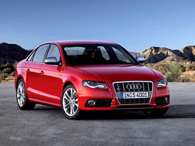 Audi S4: N�vrat k p�epl�ov�n� � nov� motor 3,0 TFSI s kompresorem (245 kW)