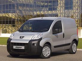 Van of the Year 2009: Citroen Nemo, Peugeot Bipper a Fiat Fiorino