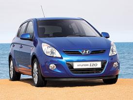 Hyundai i20: Getz končí, i20 je malý Hyundai nové generace (technické údaje a nové foto)