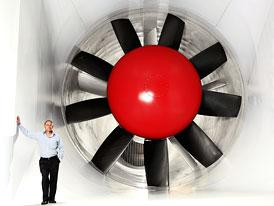 Volvo má nový aerodynamický tunel