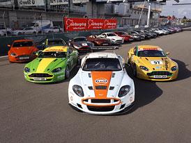 Testovací centrum Aston Martinu na Nürburgringu také pro VIP zákazníky