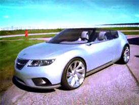 Video: Saab 9-X Air – koncept čtyřmístného kabrioletu