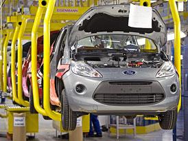 Ford Ka: Výroba v polských Tychách zahájena