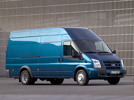 Ford Transit: nový motor 2,2 TDCi (85 kW)