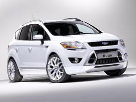 Ford Kuga 2.5 Turbo Individual: SUV pro individualisty