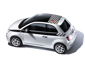 """Fiat 500 """"F1 Limited Edition"""": pouze pro dvanáct vyvolených"""