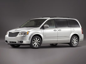 Chrysler Grand Voyager 25th Anniversary Edition: výroční vydání