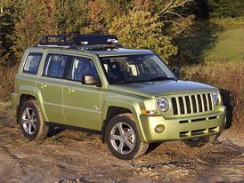 Jeep Patriot Back Country: kosmetick� �pravy od divize MOPAR