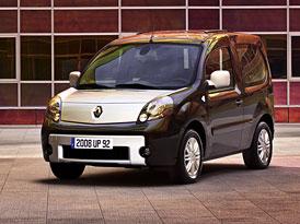 Renault Kangoo Be Bop: první fotografie a informace