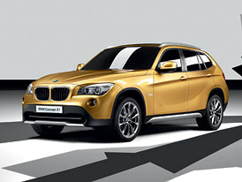 Paříž živě: BMW X1 - V Paříži jako studie, do roka jako série