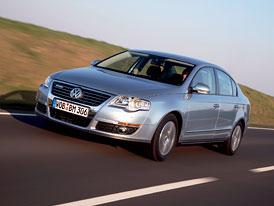 Paříž živě: Volkswagen Passat BlueMotion II - Spotřeba 4,1 l/100 km, dojezd 1700 km a norma Euro 6