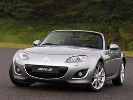 Mazda MX-5: Ceny po faceliftu začínají na 639 tisících Kč, základní model bez stabilizačního systému