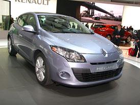 Paříž živě: Renault Mégane – První dojmy