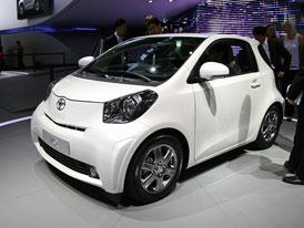 Paříž živě: Toyota iQ – První dojmy