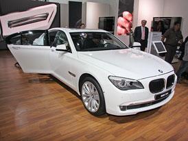 Paříž živě: BMW řady 7 – První dojmy