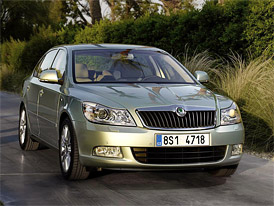 Slovenský trh v roce 2011: Octavia v čele, Dacia Duster v Top 10