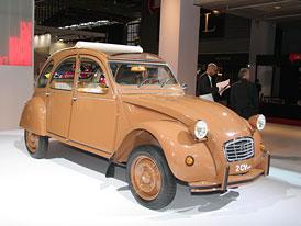 Paříž živě: Citroën 2CV6 Hermes – luxusní kachna k výročí
