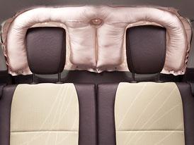 Toyota iQ má nový airbag pro náraz zezadu