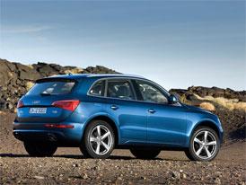 Audi Q5 na českém trhu: Ceny začínají na milionu Kč