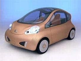 Video: Nissan Nuvu – studie městského elektromobilu