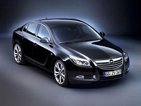 Opel Insignia nejprodávanějším modelem střední třídy v Evropě