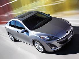 Mazda 3: premiéra na autosalonu v Los Angeles