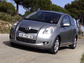 Slevy u Toyoty: Yaris s klimatizací nyní od 249.900,- Kč, Auris od 334.900,- Kč