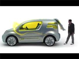 Video: Renault Z.E. – koncept městského elektromobilu