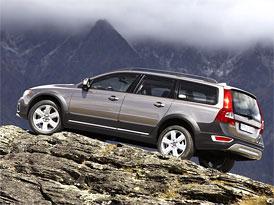 Český trh v červenci 2009: Volvo XC70 bronzové ve vyšší střední třídě, na Top 5 stačilo 9 registrací