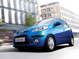 Český trh v září 2008: Vyrovnaná první minitrojka – Spark, Panda, i10