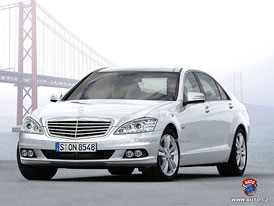 Spy Photos: Modernizace vozu Mercedes-Benz S - nové snímky