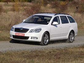 Škoda Octavia Combi 1,4 TSI (90 kW): První jízdní dojmy