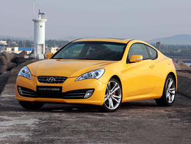 Hyundai Genesis Coupé: V Jižní Koreji jde do prodeje, v USA na jaře 2009