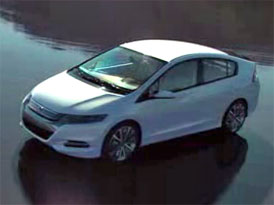 Video: Honda Insight – přímá konkurence pro Toyotu Prius