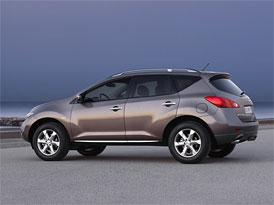Nissan Murano: Ceny nov� generace na �esk�m trhu od 1,13 milionu K�