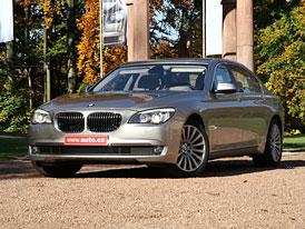 BMW 750iL a BMW 730d: První jízdní dojmy