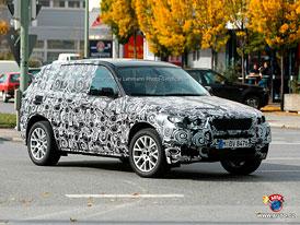 BMW rozšířilo americkou továrnu ve Spartanburgu. Bude vyrábět nové BMW X3