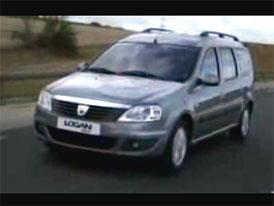 Video: Dacia Logan MCV – sedmimístné kombi s novou tváří