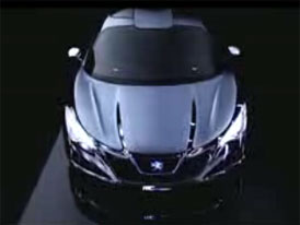 Video: Peugeot RC HYmotion4 – koncept hybridního kupé